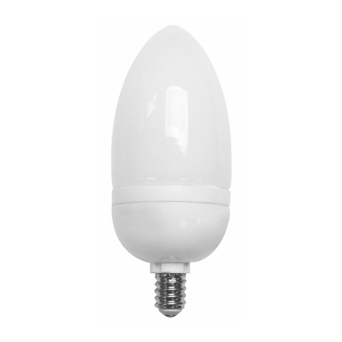 TCP 10709C 9W 120V 2700K 425 Lumens Non-Dimmable Indoor/Outdoor CFL Deco (Pack of 12)