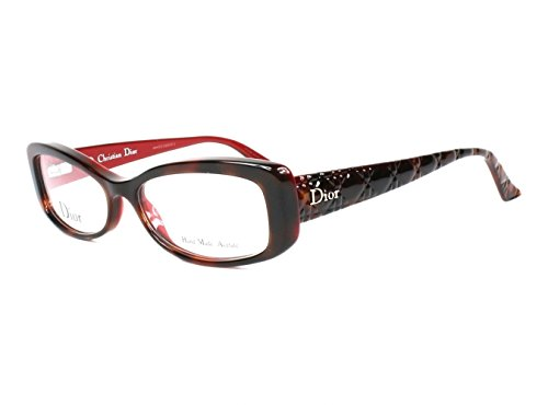 DIOR Eyeglasses Dior 3227 0EL5 Havana Red - Glasses Frames Ebay
