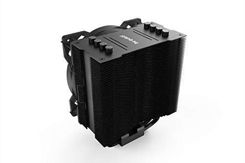 be quiet! Pure Rock 2 Black, BK007, 150W TDP, CPU Cooler, Elegant Black Surface, HDT Technology