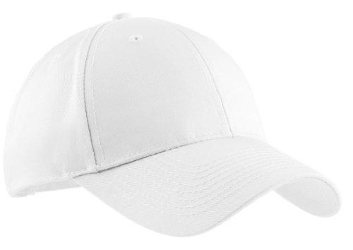 Port Authority Easy Care Cap, OSFA, White ()