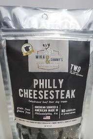 Mika & Sammy's Philly Cheesesteak Dog Treats