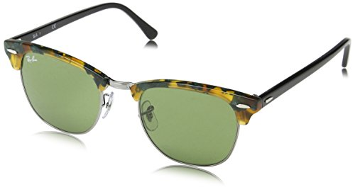 Soleil green Clubmaster Mixte Ray ban green Vert De Lunettes wqpSznI6