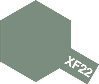 アクリルミニ XF-22 RLMグレイ