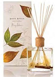 Rosy Rings Botanical Reed Diffuser 13 Oz. - Honey Tobacco