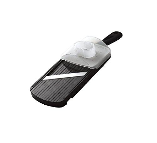 - Kyocera Csn-202-bk Adjustable Mandolin Slicer; Black