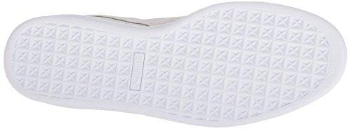 White Suede PUMA Flower Sneaker Blue puma Classic wUPZ0xPn