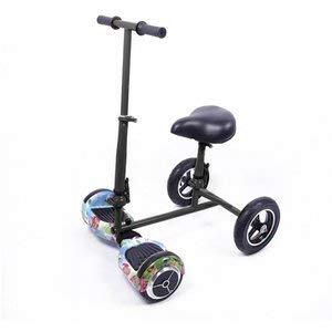 GEM SUPPLIES Kart para Scooter electrico, Asiento para Smart Balance 6,5 Pulgadas. Aplique para Patin electrico.