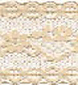 Wrights 117-306-091 Flexi Lace Hem Facing, Beige, 2.5-Yard