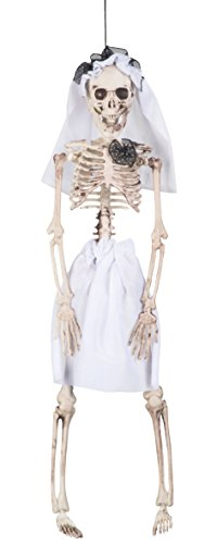 Boland 72089 - Decoration Figure Skeleton Bride, Other Toys