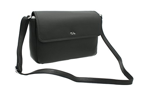 Shoulder Tula Organiser Cross Body Black 8476 Bag NAPPA ORIGINALS Black TqqZE