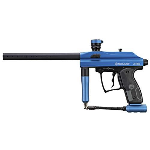 Spyder Xtra Semi - Auto Paintball Marker - Matte Blue ()