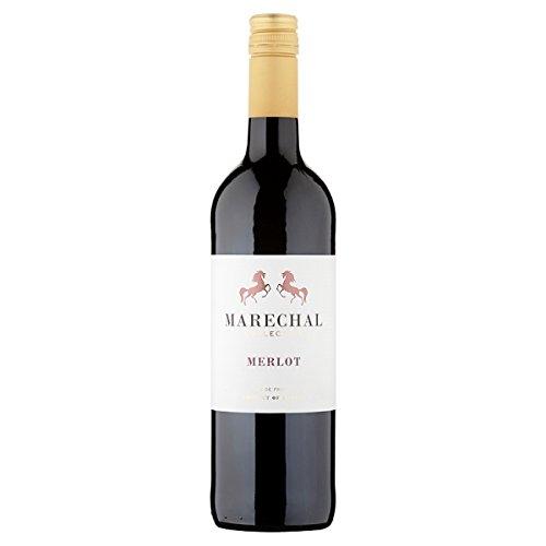 Marechal Colección Merlot 75cl (Pack de 6 x 75 cl): Amazon.es: Alimentación y bebidas
