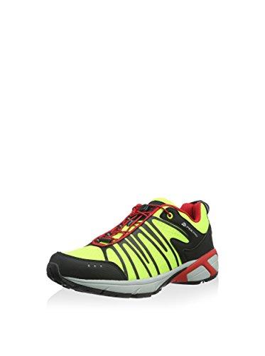Alpine Pro Glenbrook, Chaussures de Sport Mixte Adulte, Jaune/Noir, 44 EU