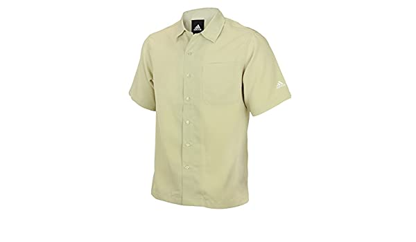 adidas - Camiseta de Manga Corta con Botones para Hombre ...
