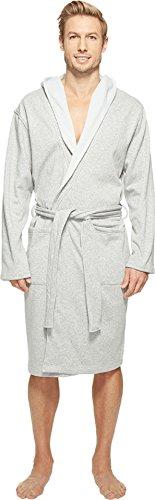 UPC 190108636772, UGG Men's Alsten Robe Seal Heather Robe