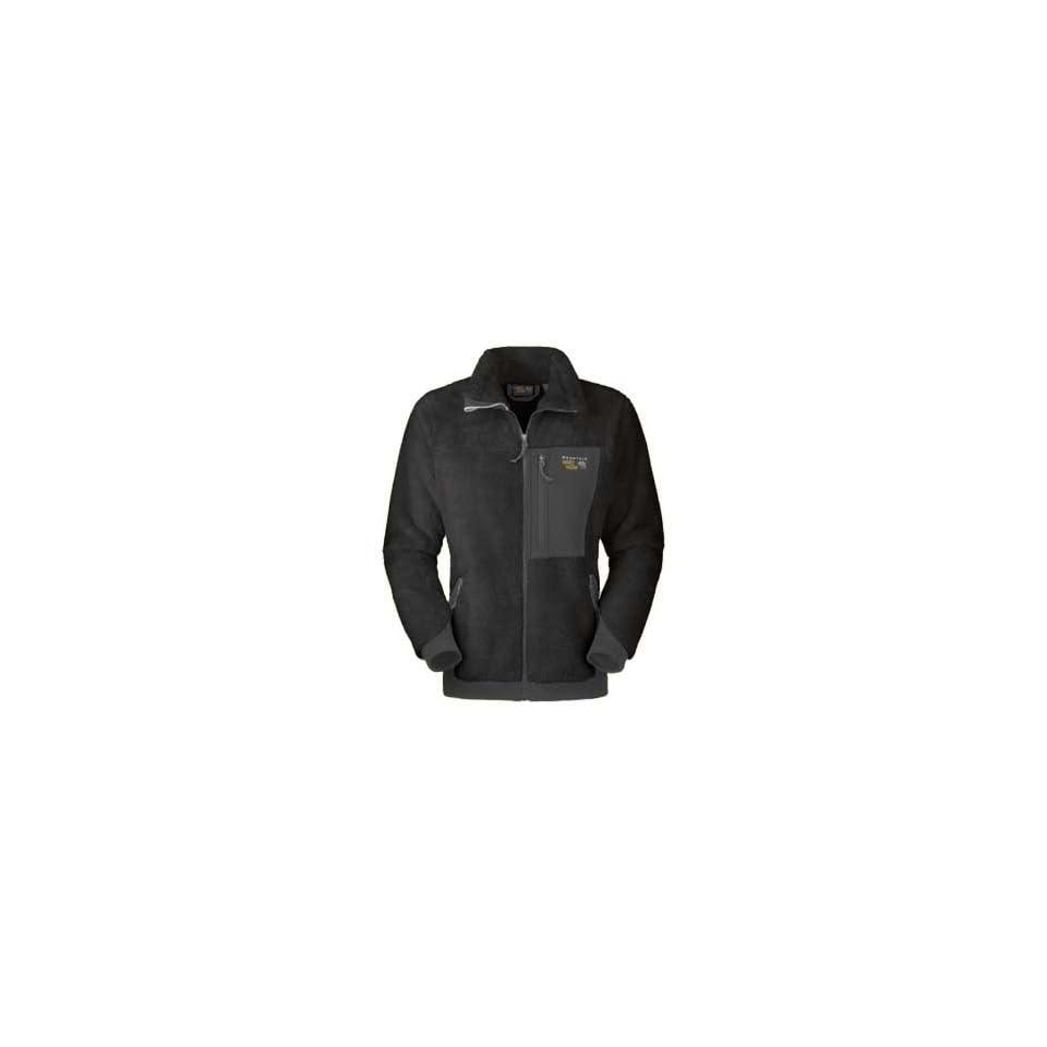 Mountain Hardwear Womens Monkey Jacket Black (XS)