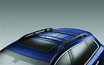 Mazda CX-9 2016-2017 New OEM Roof rack cross bars 0000-8L-N11