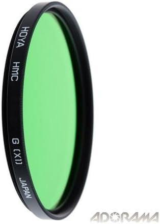 Hoya 77mm HMC X1 Screw-in Filter Green