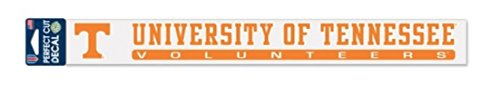 NCAA University of Tennessee Volunteers 2 x 17 Perfect Cut Decal