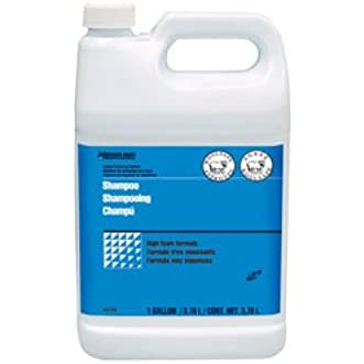 Diversey 5002689 Carpet Shampoo, Commercial-Strength Carpet Cleaner, Blasts Nastiest Stains & Crud (4/cs)
