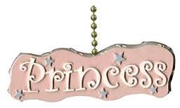 Clementine Design 132 Princess Fan Pull