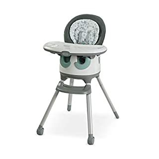 Graco Floor2Table 7 in 1 High Chair | Converts to an Infant Floor Seat, Booster Seat, Kids Table and More, Oskar
