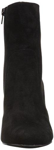 Madden Fille Womens Farrley Bottine Noir Tissu