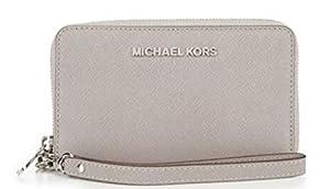 e84c76cf4f62 ... Michael Kors Jet Set Travel Large Flat Multifunction Phone Case. upc  888235865638 product image1