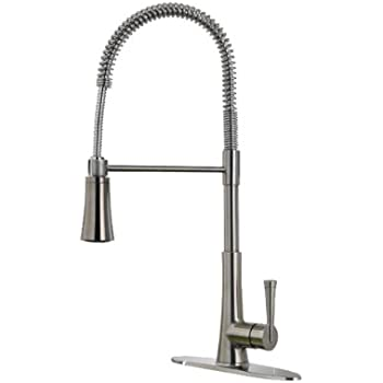 Pfister Gt529 Mcs Zuri Culinary Kitchen Faucet Stainless
