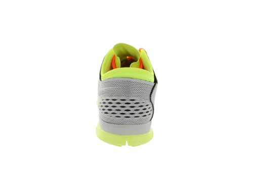 Nike  Free 5.0 Traing Fit 4 - Zapatillas de running para Mujer - light base grey atomic orange volt medium base