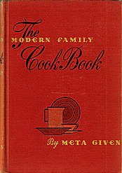 The Modern Family Cook Book