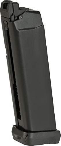 - Evike APS 23rd CO2 Magazine for XTP D-MOD Series Airsoft GBB Pistols - Black