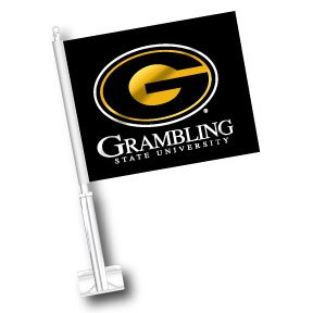 (NCAA Grambling Tigers Car Flag Set of 2)