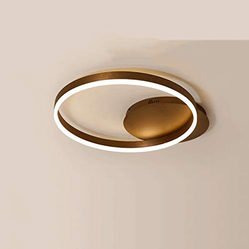 Chuen Lung LED Modern Circular Wall Ceiling Mounted Round Dome Bulkhead Light Fitting lamp for Indoor, Outdoor, Bedroom, Bath, Hallway, Corridor, Utility, Garden