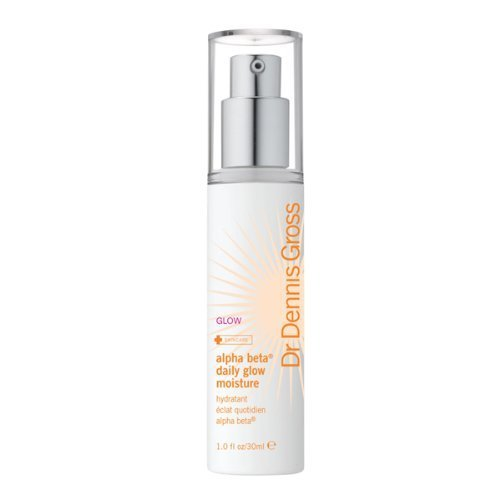 Dr. Dennis Gross Skincare Alpha Beta Daily Glow Moisture with Active Vitamin D, 1.0 Fluid ()