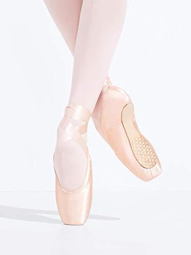Capezio Tiffany PRO Pointe Shoe - Size 7.5M, European Pink