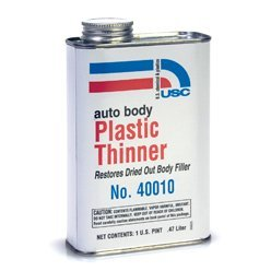 Amazon Com Usc Autobody Plastic Honey Thinner 40010 16