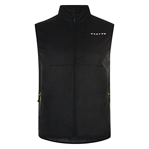Mens Dare 2b Breathable Light Gilet Polyester Softshell Black Mobilize qqPzxw5
