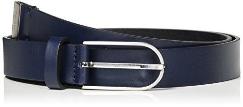 Cintura metallo in blu donna Calvin Klein in con Cintura di punta metallo qwTZwI