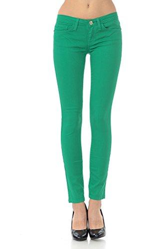 women color skinny jeans - 3