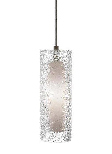 (LBL HS547CRSC1BMPT Mini-Rock Candy Cylinder Pendant Light by LBL)