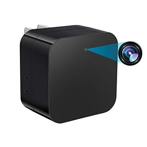 Hidden Spy Camera USB Charger Camera HD 1080P Mini Spy Camera Nanny Cam Plug Surveillance Small Hidden Camera Motion Detection