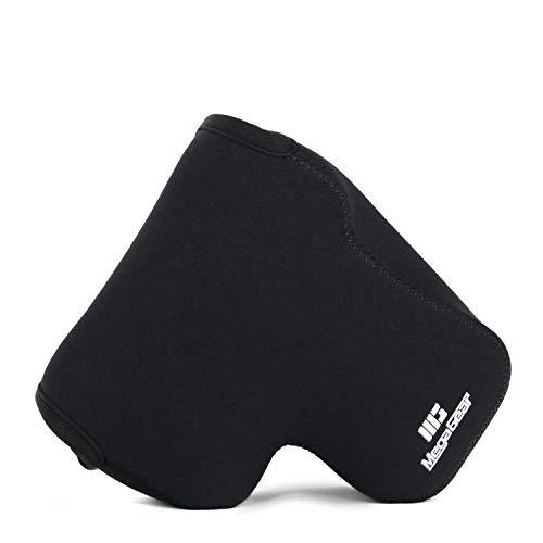 MegaGear ''Ultra Light'' Neoprene Camera Case Bag for Olympus OM-D E-M1 with 12-40mm (Black)