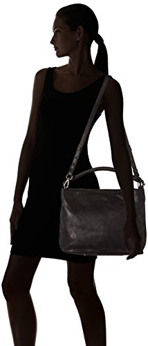 Marc O'Polo - Eight, Shoppers y bolsos de hombro Mujer, Schwarz (Black), 14x49x42 cm (B x H T)