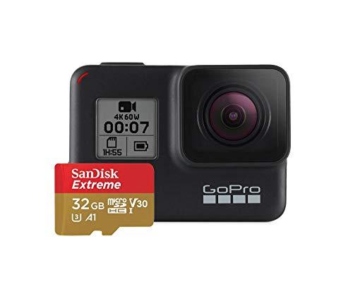 GoPro Hero7 Black 32GB MicroSD Card Bundle