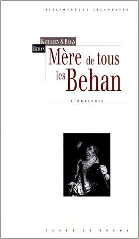 Livre gratuits Mère de tous les Behan. Biographie epub, pdf