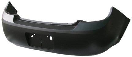 (OE Replacement Chevrolet Cobalt/Pontiac G5 Rear Bumper Cover (Partslink Number GM1100703))