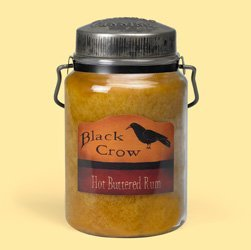 McCall's Hot Buttered Rum 26oz Candle Jar (Best Rum For Hot Toddy)
