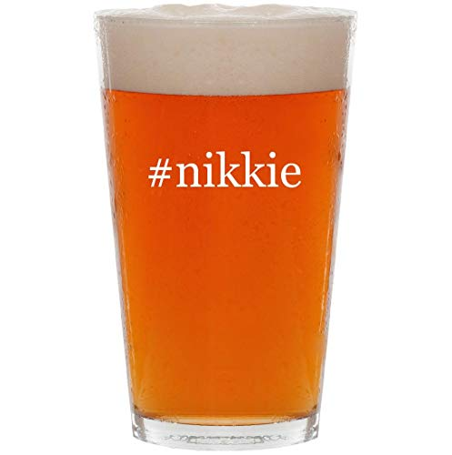 #nikkie - 16oz Hashtag All Purpose Pint Beer Glass