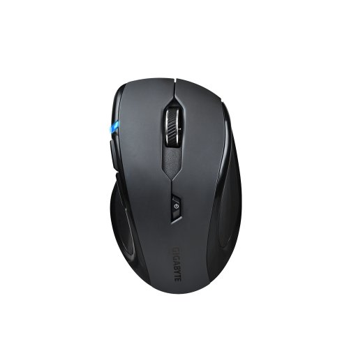 Gigabyte Eco Friendly Wireless Optical Mouse (GM-AIRE M73) by Gigabyte